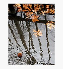 Puddles Photographic Print
