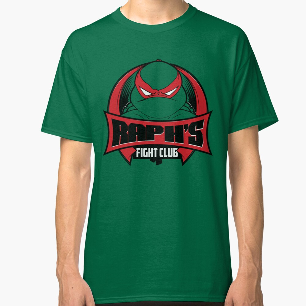 Raph's Fight Club Classic T-Shirt