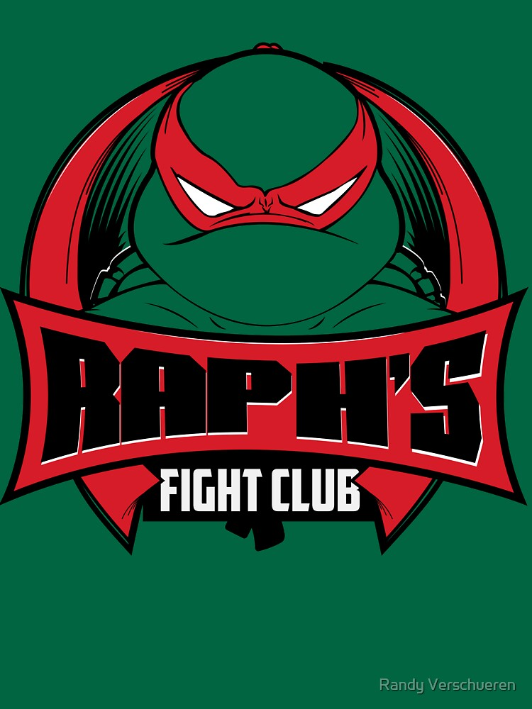 Raph's Fight Club by vieke