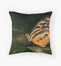 Helicnius Mimic  Throw Pillow