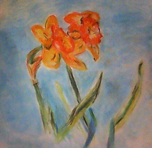 daffodils by Heather Stewart