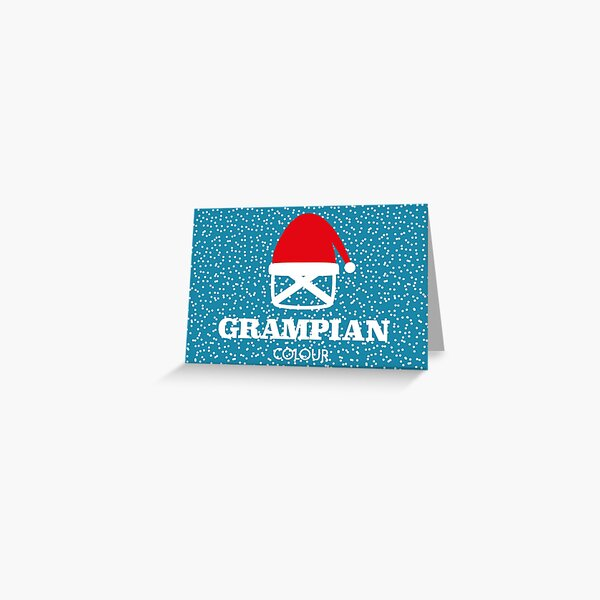 NDVH Christmas Grampian Greeting Card