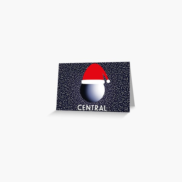 NDVH Christmas Central Greeting Card