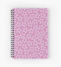 Be Yourself  -  Star Spiral Notebook
