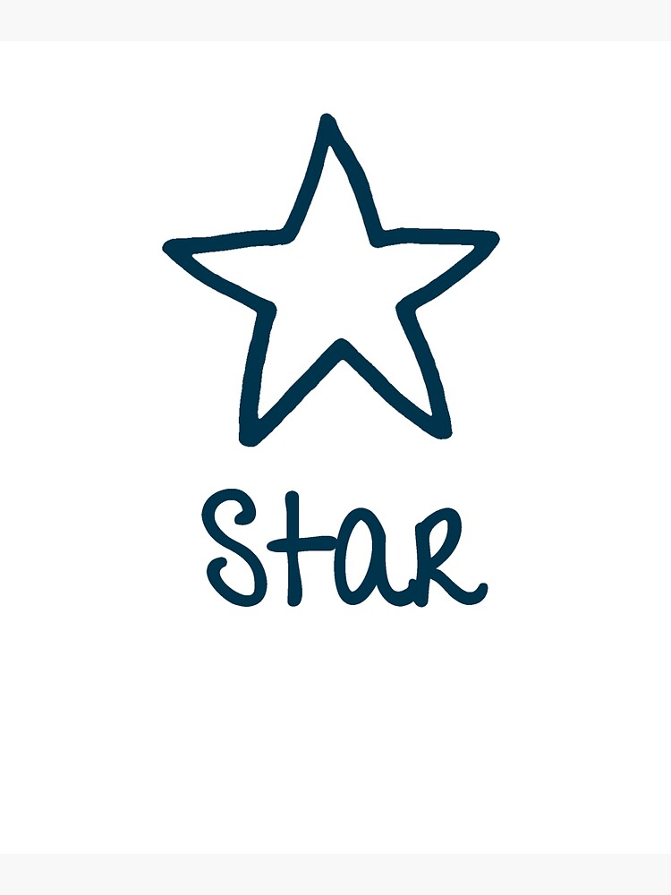 Be Yourself - Star by GillianAdams