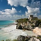 Tulum- The city of Dawn by Wayson Wight