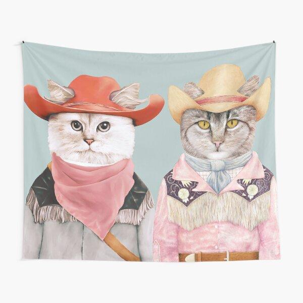 Cowboy Cats Tentures