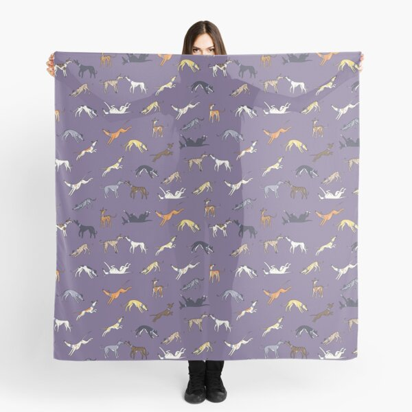 Leaps & Hounds Scarf