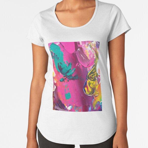 Colour Dance Premium Scoop T-Shirt
