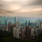 Hong Kong & Kowloon by Drew Walker