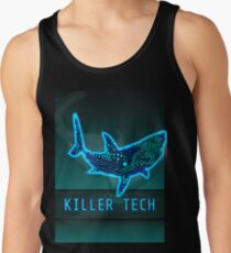 Killer Tech - Circuit board Shark Tank Top