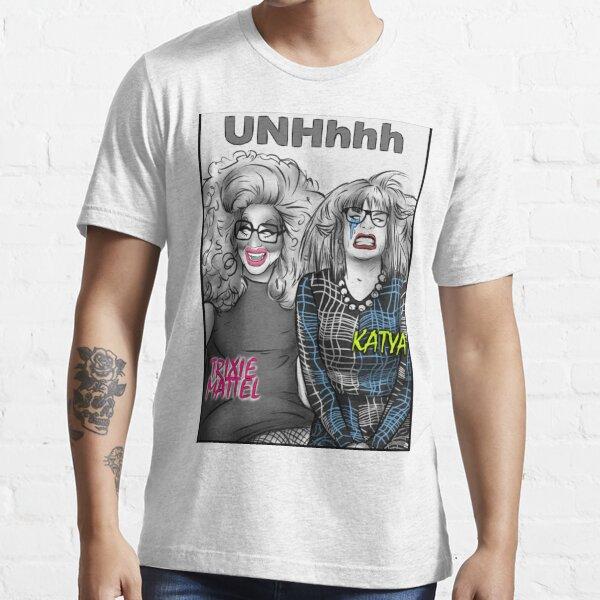 UNHhh Katya Trixie Essential T-Shirt