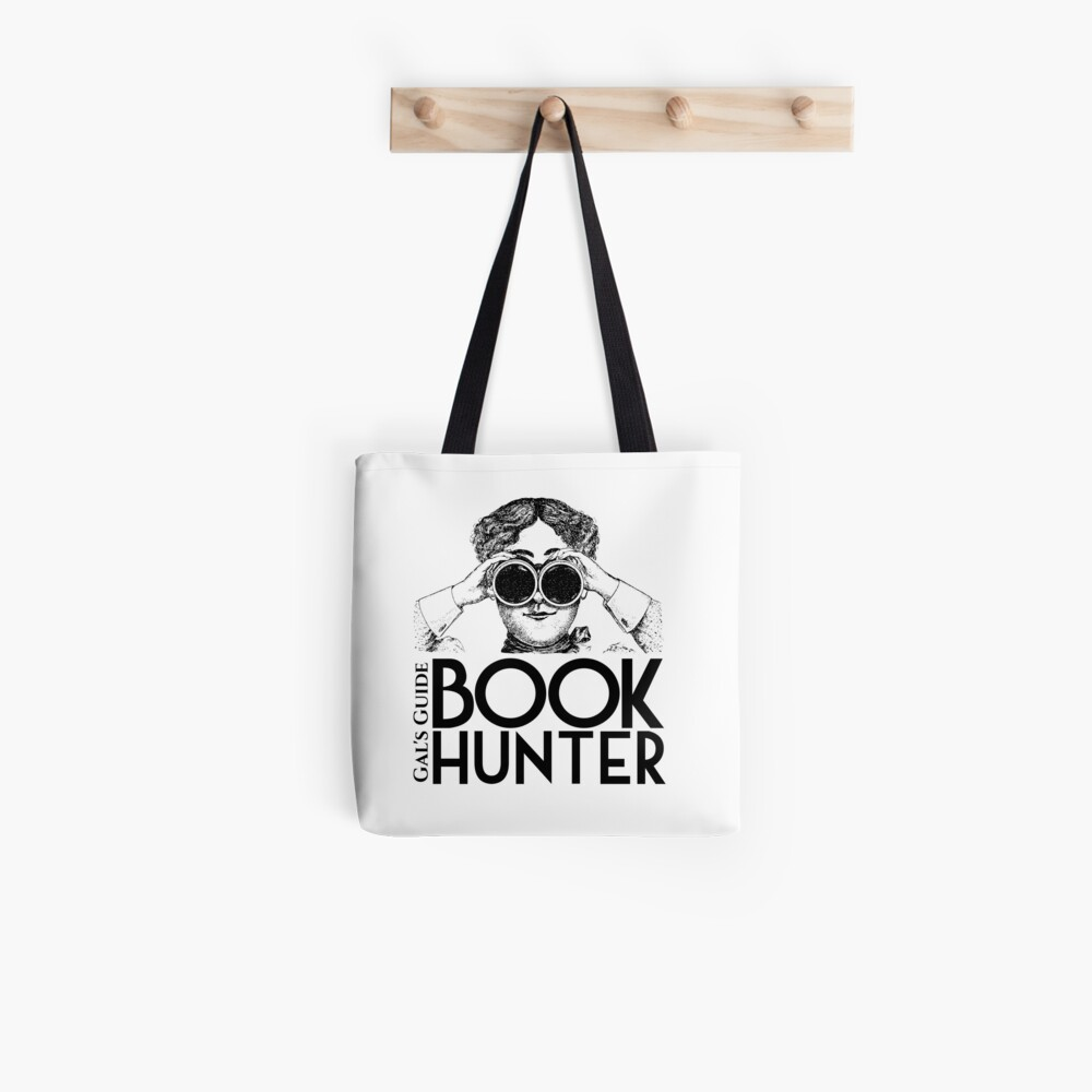 Gal's Guide Book Hunter Tote Bag