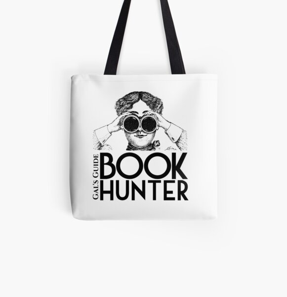 Gal's Guide Book Hunter All Over Print Tote Bag
