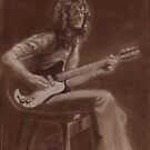 Jimmy Page by Kathleen Kelly-Thompson