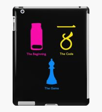 Sherlock Series 1--color iPad Case/Skin