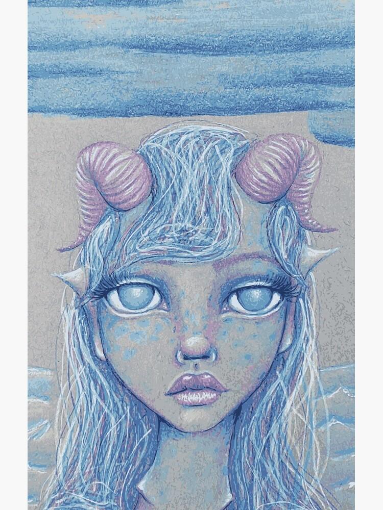 Mermaid of the Deep by LittleMissTyne