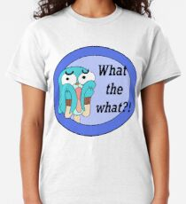 What the what?! Gumball Watterson Classic T-Shirt