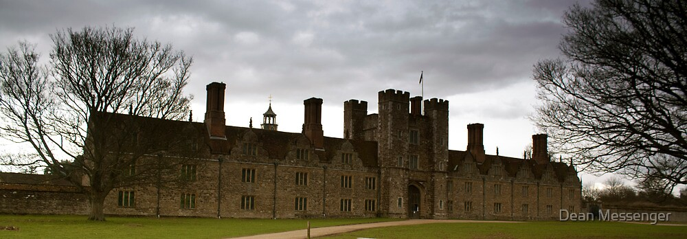Knole House by Dean Messenger