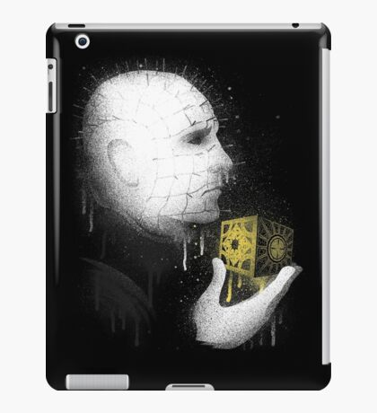 Raise Hell iPad Case/Skin