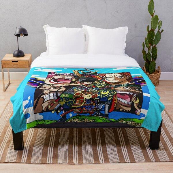 One Piece Volume 95 Poster Throw Blanket