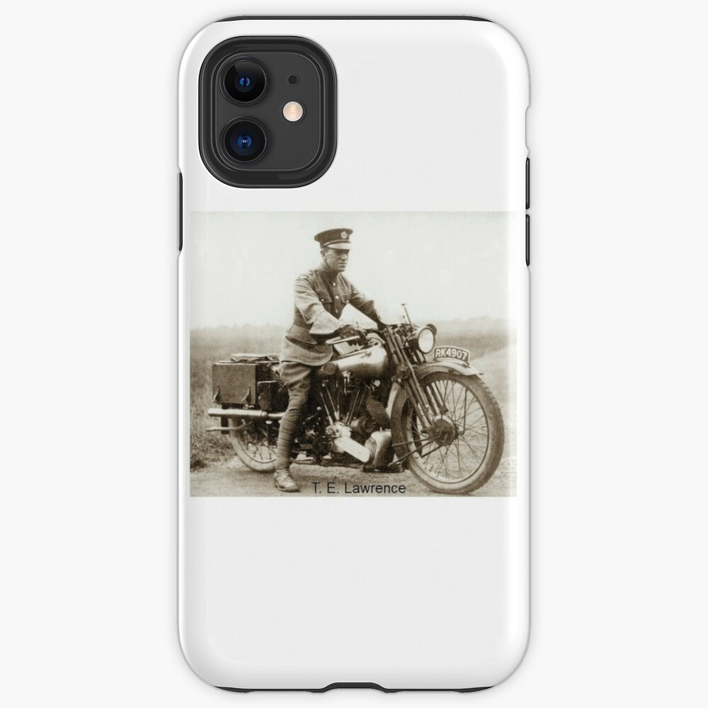 T.E.Lawrence (Lawrence of Arabia) iPhone Case & Cover