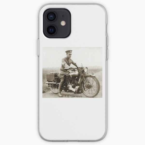 T.E.Lawrence (Lawrence of Arabia) iPhone Soft Case