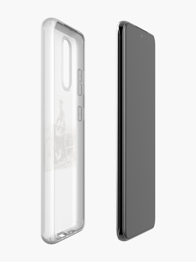 Alternate view of T.E.Lawrence (Lawrence of Arabia) Case & Skin for Samsung Galaxy