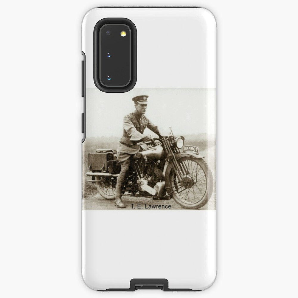 T.E.Lawrence (Lawrence of Arabia) Case & Skin for Samsung Galaxy