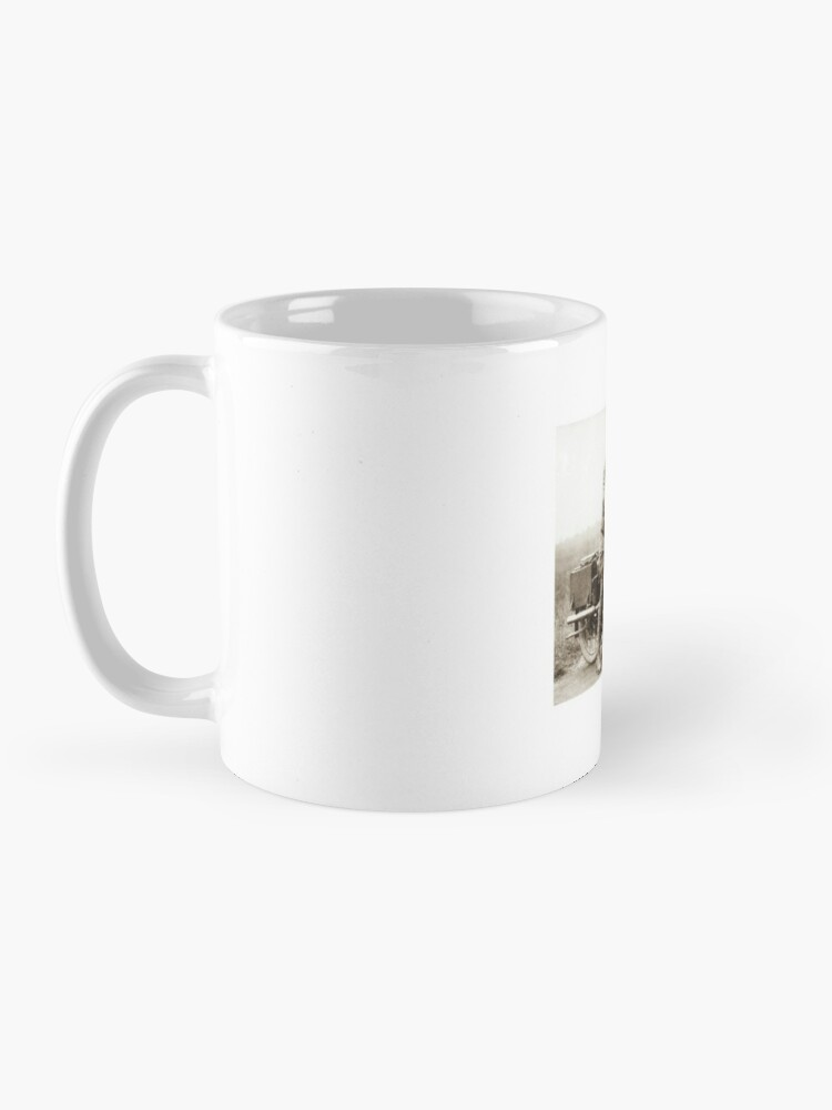 Alternate view of T.E.Lawrence (Lawrence of Arabia) Mug