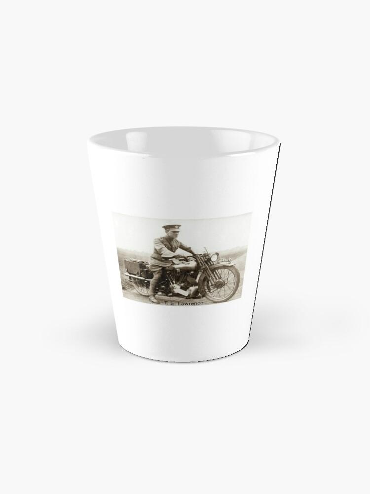 Alternate view of T.E.Lawrence (Lawrence of Arabia) Mug