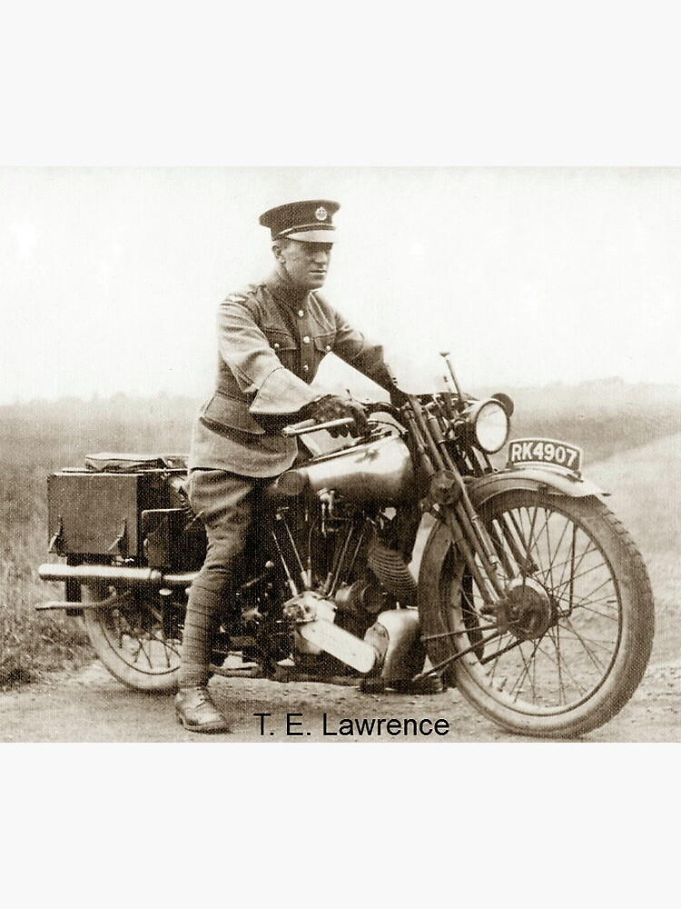 T.E.Lawrence (Lawrence of Arabia) by dplrjl
