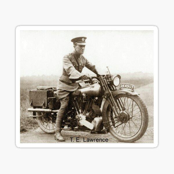 T.E.Lawrence (Lawrence of Arabia) Sticker
