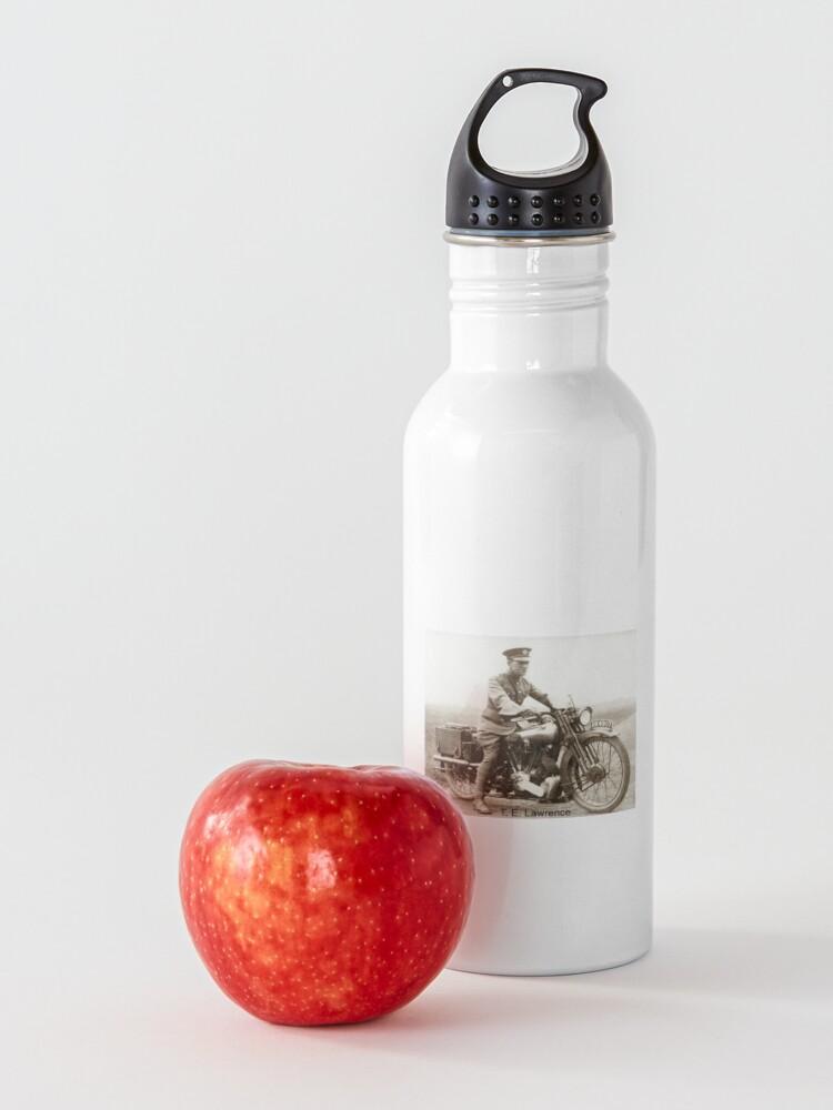Alternate view of T.E.Lawrence (Lawrence of Arabia) Water Bottle