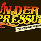 Under Pressure Logo by DoodleHeadDee