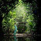 Japanese Serenity Garden by *V*  - Globalphotos