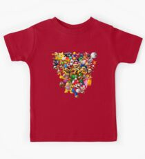 Mario Bros - All Star Kids Tee