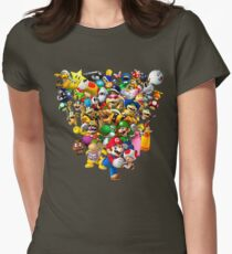 Camiseta entallada Mario Bros - All Star