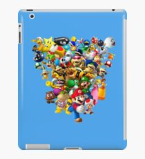 Mario Bros - All Star iPad Case/Skin