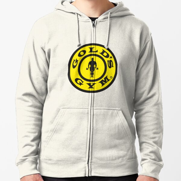 Gold's Gym Zipped Hoodie