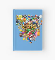 Mario Bros - All Star Hardcover Journal