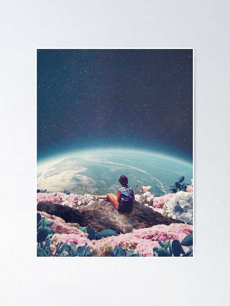 Alternate view of My World Blossomed when I Loved You Poster