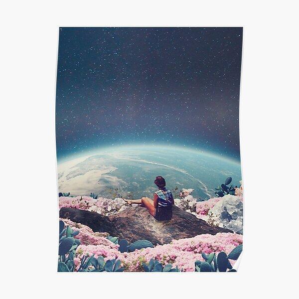 Mon monde s'est épanoui quand je t'ai aimé Poster