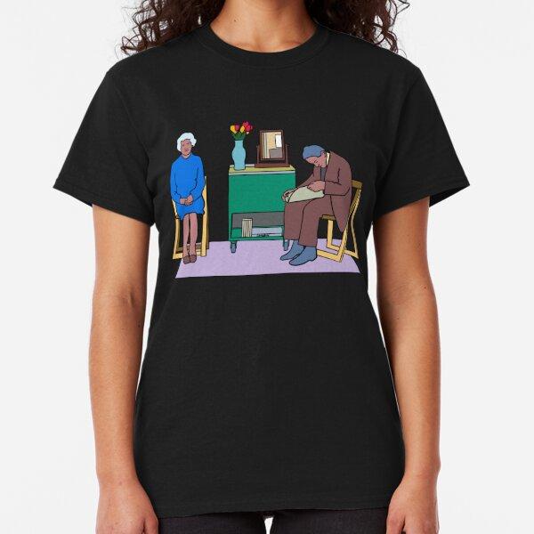 David Hockney - Old Couple Classic T-Shirt
