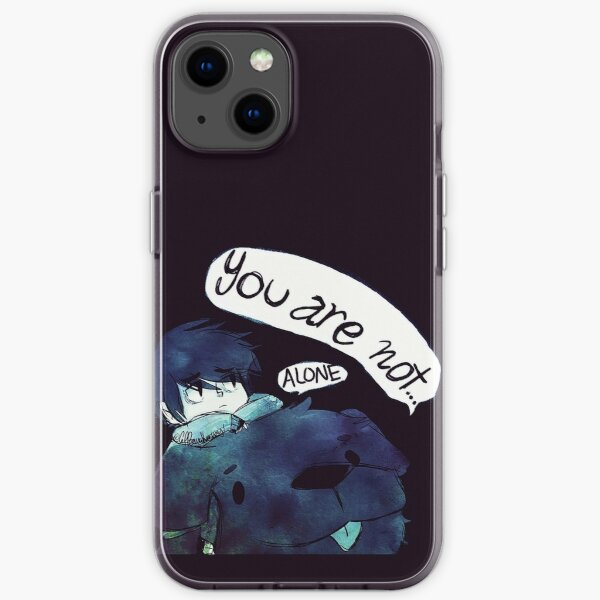 You are not... alone iPhone Soft Case