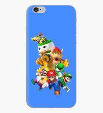Mario 64 iPhone Case