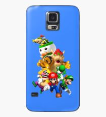 Mario 64 Case/Skin for Samsung Galaxy