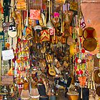 Music in the souks by Ian Fegent