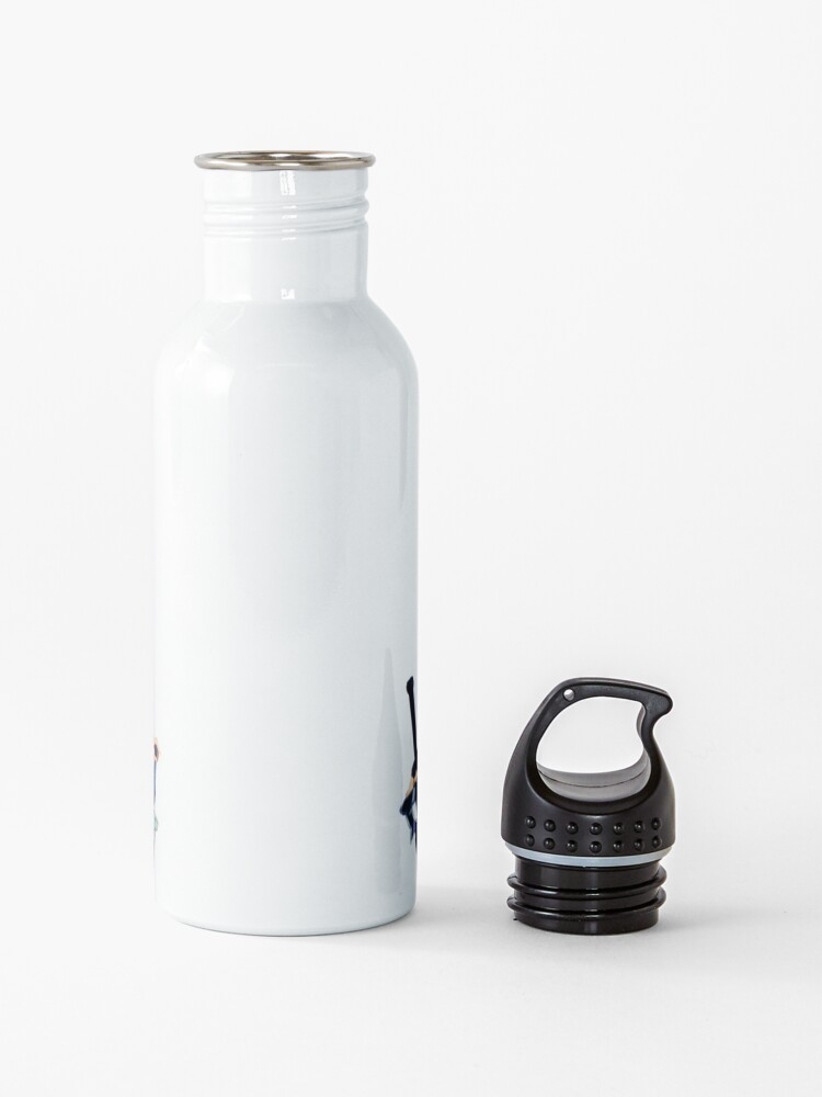 Alternate view of Kirito and Asuna kawaii Water Bottle