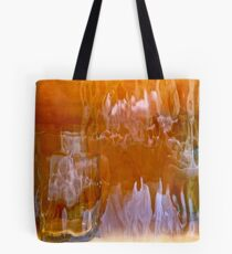 Kitchen Abstract Tote Bag